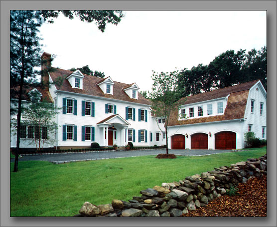 A Classic Connecticut Colonial